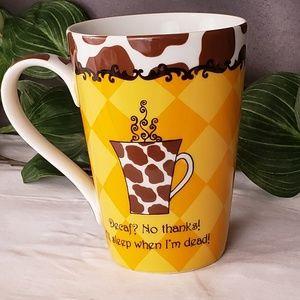 Design 16 ounce Coffee Mug
